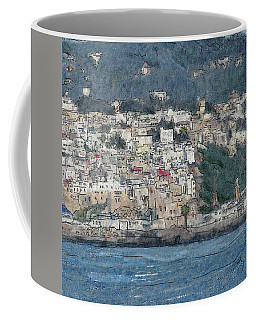 Bay Of Tangier Coffee Mug