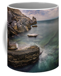Bay Of The Gulf Of Poets Coffee Mug