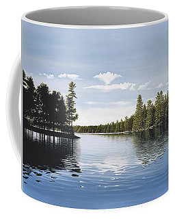 Bay On Lake Muskoka Coffee Mug