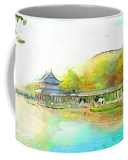 Bay Oriental Coffee Mug
