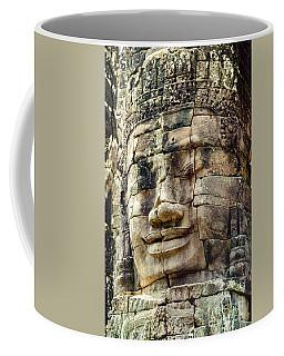 Bayon 2 Coffee Mug by Werner Padarin