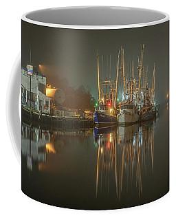 Bayou Fog #1 Coffee Mug