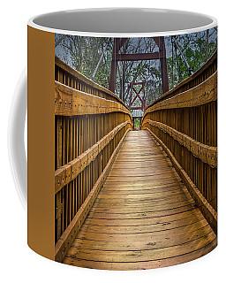 Bayou Foot Bridge Coffee Mug