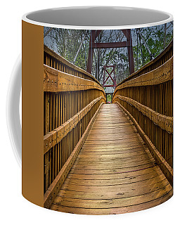 Bayou Foot Bridge Coffee Mug