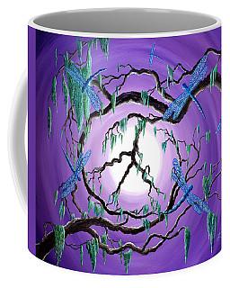 Bayou Peace Tree Coffee Mug