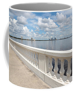 Bayshore Boulevard Balustrade Coffee Mug
