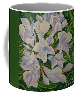 Bayside Oleander Coffee Mug