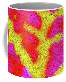 Bazaar Leaf Art Coffee Mug