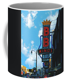 Bb Kings Coffee Mug