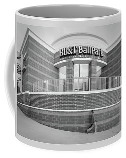 Bbt Ballpark Building Coffee Mug