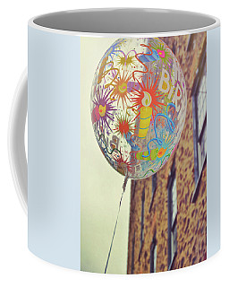 Bday Blimp Coffee Mug by JAMART Photography