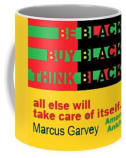 Be Black Rbg Coffee Mug
