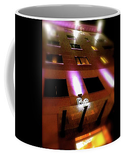Be Here Now   Coffee Mug by Iconic Images Art Gallery David Pucciarelli