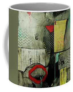 Be In Our Forest  Coffee Mug