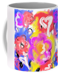 Be Mine Coffee Mug by Jason Nicholas