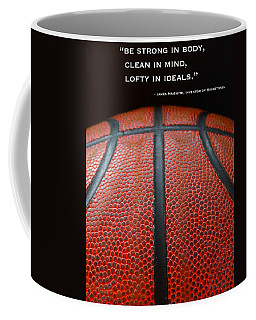 Be Strong Coffee Mug