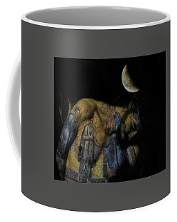 Be The Light In Our Darkness  Coffee Mug by Paul Lovering