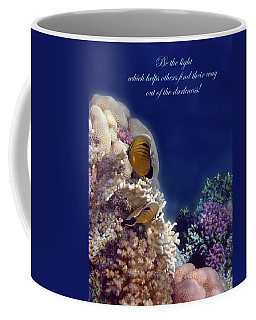 Be The Light Which Helps Others Coffee Mug