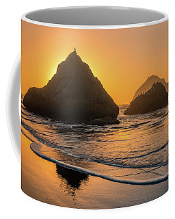 Coffee Mug featuring the photograph Be Your Own Bird by Darren White