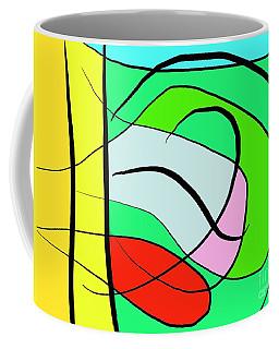 Beach And Meadows Coffee Mug