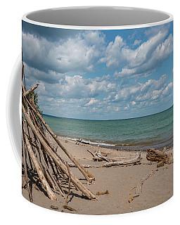 Beach At Doctors Park I Coffee Mug