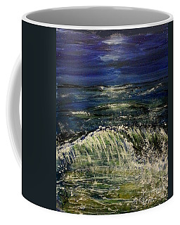 Beach At Night Coffee Mug