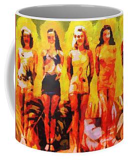 Beach Babes Coffee Mug