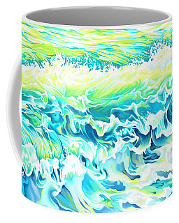 Beach Break Wave Coffee Mug