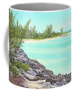 Beach Cove Coffee Mug