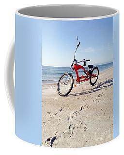 Beach Cruiser Coffee Mug