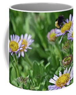 Beach Daisies No. 3-1 Coffee Mug