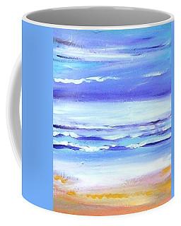 Beach Dawn Coffee Mug by Winsome Gunning