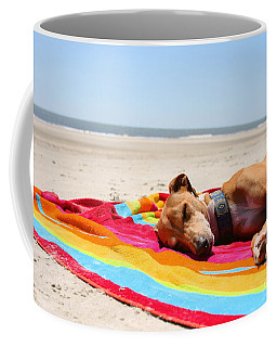 Beach Dreams Are Made Of These Coffee Mug