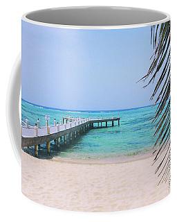 Beach Dreams Coffee Mug by Iryna Goodall