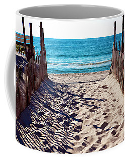 Beach Entry Coffee Mug