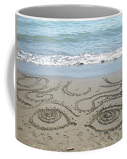 Beach Eyes Coffee Mug by Kim Prowse