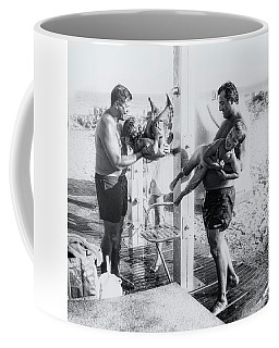 Beach Fathers Coffee Mug