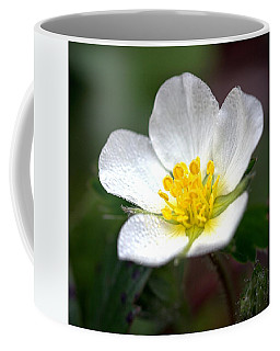 Beach Flower Coffee Mug