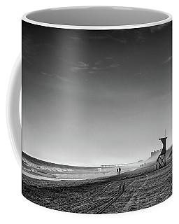 Beach Fog Coffee Mug