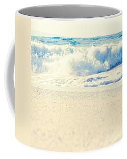 Coffee Mug featuring the photograph Beach Gold by Sharon Mau