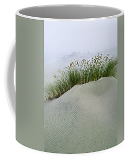Beach Grass And Dunes Coffee Mug