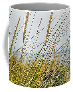 Beach Grass Coffee Mug