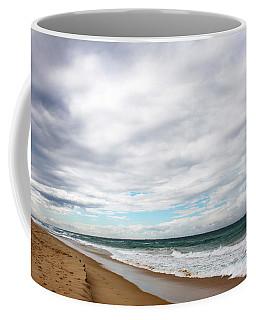Beach Horizon - Surfer's Paradise Coffee Mug
