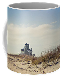 Beach House Coffee Mug