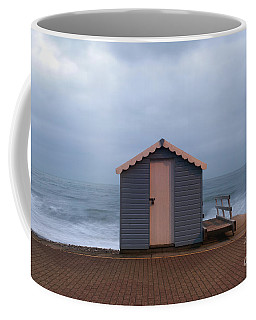 Beach Hut Coffee Mug