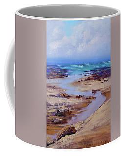 Beach Inlet Coffee Mug