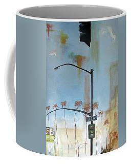 Beach Lights Coffee Mug by Gary Smith