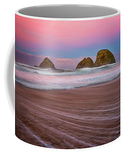Coffee Mug featuring the photograph Beach Of Dreams by Darren White