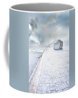 Beach Pier Coffee Mug