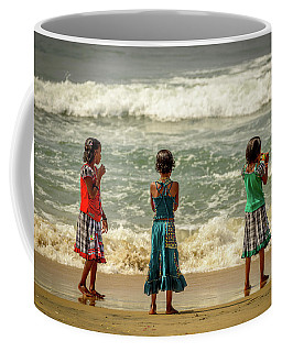 Beach Play Coffee Mug
